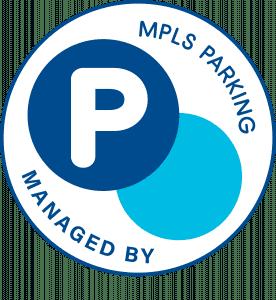 MPLS Parking Logo